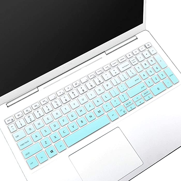 MUBUY Keyboard Cover for 2020 2019 15.6