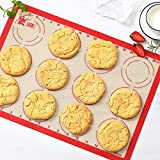 Silicone Baking Mat Set,Pastry Mat,Cookie Baking