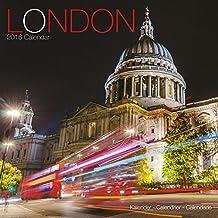 London Calendar - 2016 Wall Calendars - Photo Calendar - Monthly Wall Calendar by Avonside