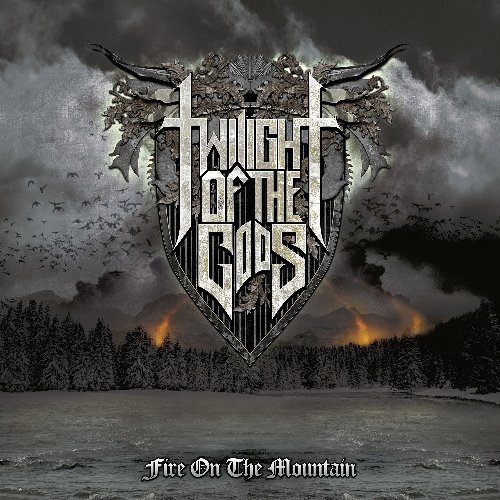 Twilight Of The Gods: Fire On The Mountain (Audio CD)
