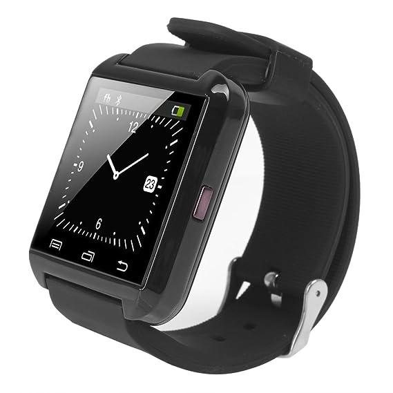 Amazon.com: U8 Plus Wireless Bluetooth Smart Watch ...