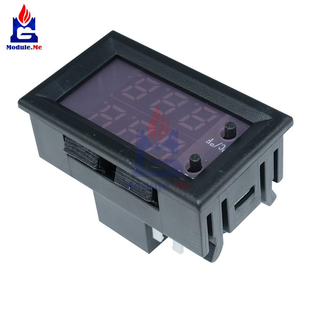 W1209 Digital Thermostat Temperature Control Thermometer Controller Module WP