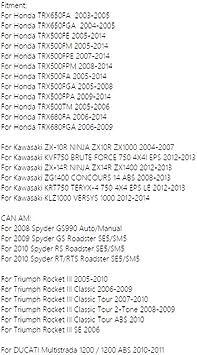 ZMMWDE Rectificador regulador FH010BA ,para Can Am Spyder ...