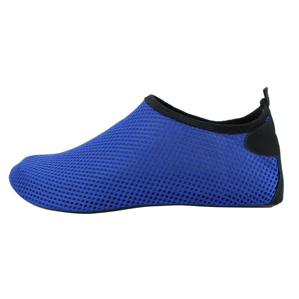 043c7a9aea SENFI Zapatos niños) D.blue ligeros de mujeres agua de secado rápido para  Water Sport Beach Pool Camp (hombres