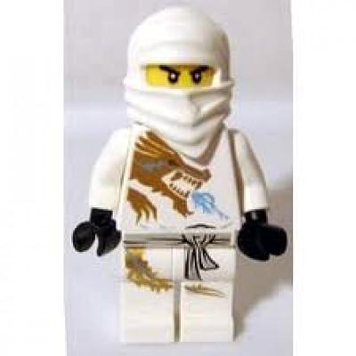 Zane Dx Lego Minifigure: Toys & Games