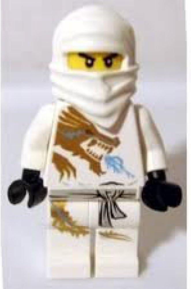 Zane Dx Lego Minifigure
