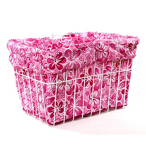 awaiian Bicycle Basket Liner ()
