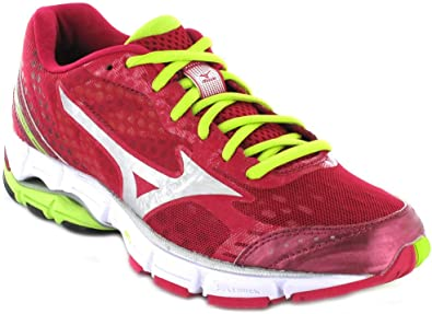 Mizuno Zapatilla Running Wave Connect Rosa/Plata EU 38.5 (UK 5.5): Amazon.es: Deportes y aire libre