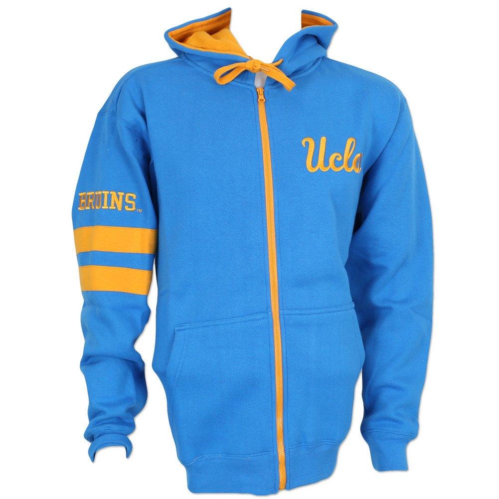 Elite Fan Shop NCAA Mens Zip Up Hoodie Sweatshirt Captains (29680)