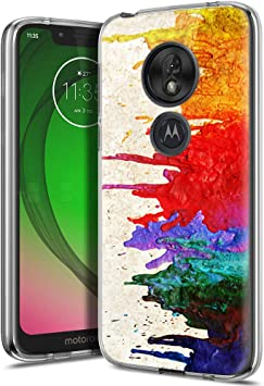 Yoedge Funda Motorola Moto G7 Play, Ultra Slim Cárcasa Silicona ...