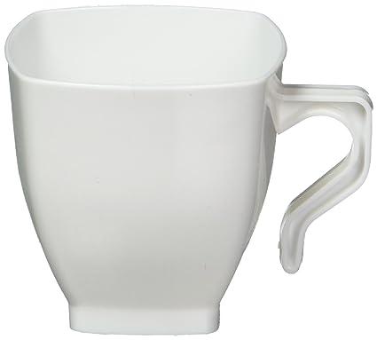 amazon com kaya collection white fancy hard plastic mini espresso