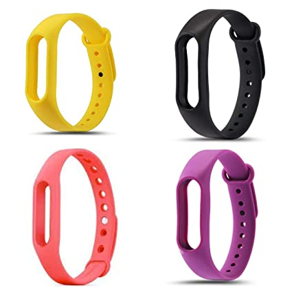 Pacificdeals Replacement Strap for Xiaomi MI Band 2: Amazon in