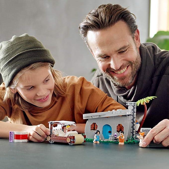 LEGO 乐高 Ideas系列 粉丝收藏款 摩登原始人 21316 积木玩具 8折$47.99 海淘转运到手约¥410