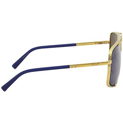 abc9b85a4354 ... Sunglasses Dita MACH FIVE DRX 2087 B-BLU-GLD Blue-Yellow Gold w ...