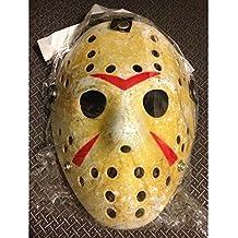 Friday the 13th Hockey Mask Jason vs Freddy Halloween Costume Mask