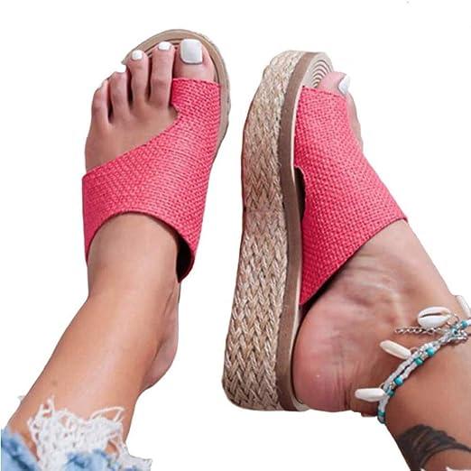 Toe Corrector Sandals Slip