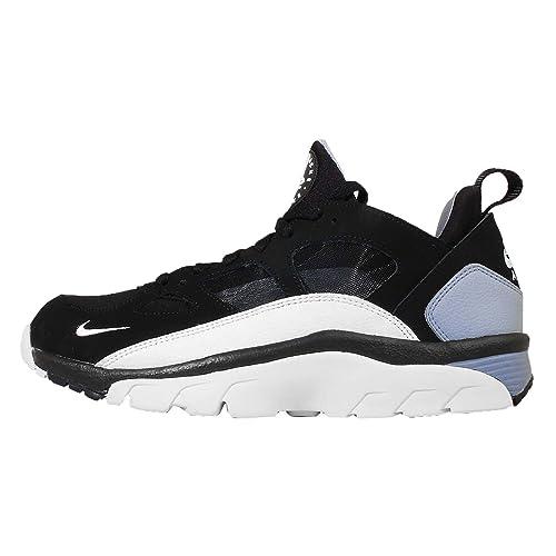 buy online 3a55c d2ecc Nike Men s Air Trainer Huarache Low, Black White-Cool Blue, 10 M US  Amazon.ca   Shoes   Handbags