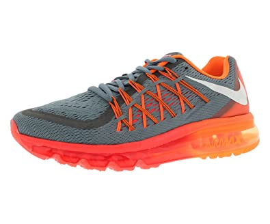 buy online 88887 18c5c ... usa nike mens air max 2015 running shoe blue 12.5 f05f3 18a76