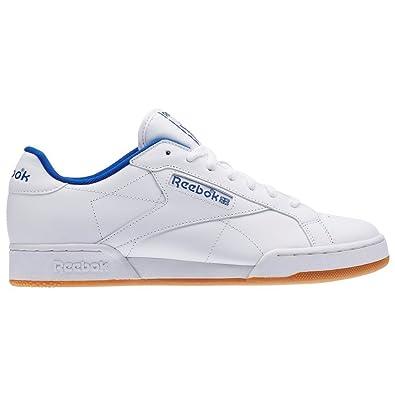 ee97c70f2ce1 Chaussures Reebok - Npc Uk II Cp blanc/brun: Amazon.fr: Chaussures ...