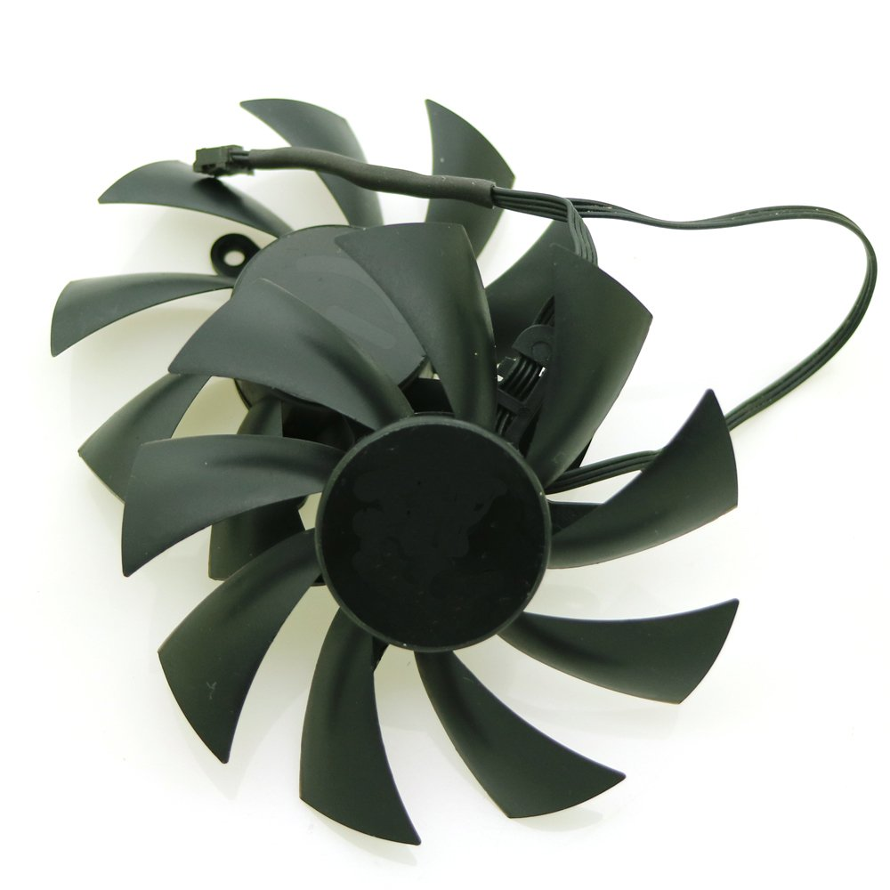 PLA09215B12H 12V 0.55A 85mm 4 Pin Replacement Video Card Cooling Fan For GTX760 GTX770 Graphics Card Fan