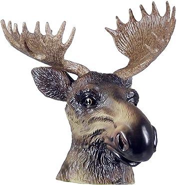 Kappe Anhängerkupplung Origineller Und Dekorativer Schutz Für Ihre Anhängerkupplung Für Jäger Und Naturbegeisterte Elch Auto