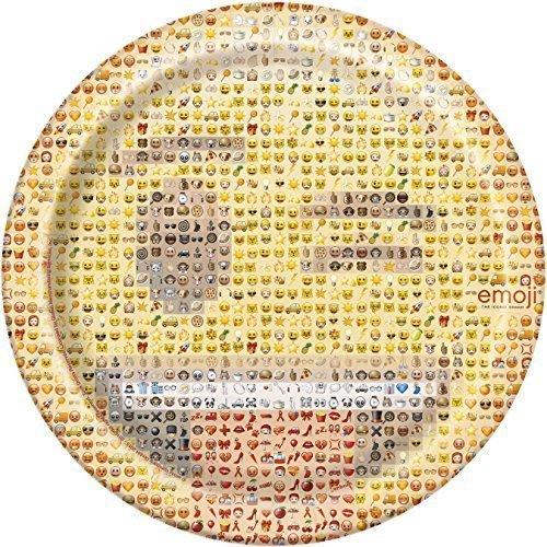 Emoji 9 Quot Plates In Uae Dubai Whizz Ae