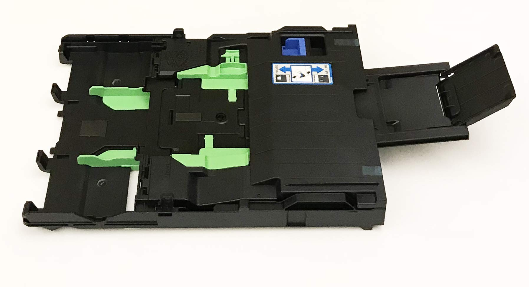 OEM Brother 100 Page Paper Cassette Tray Shipped with MFC-J985DW, MFCJ985DW, DCP-J772DW, DCPJ772DW by Brother (Image #1)