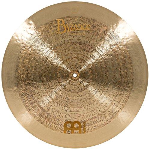 - Meinl Cymbals B22TRFR Byzance Jazz 22-Inch Tradition Flat Ride Cymbal