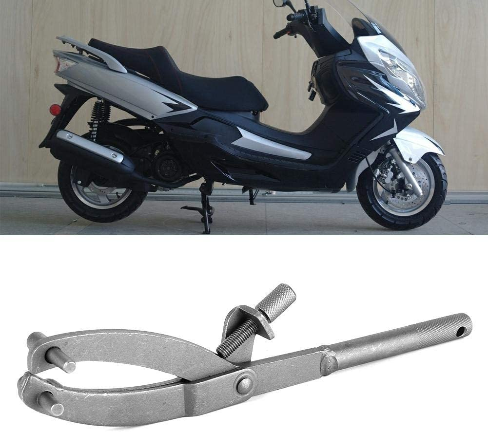 Outil dExtracteur de Solvant de Remover de Moto Outil dExtracteur de Moteur de Scooter Cl/é dEmbrayage en Alliage dAluminium