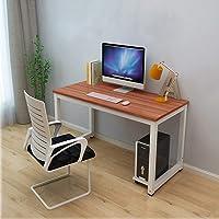 Dripex Schreibtisch Computertisch, PC-Tisch für Bürotisch Arbeitstisch Officetisch Stabile Konstruktion Tisch