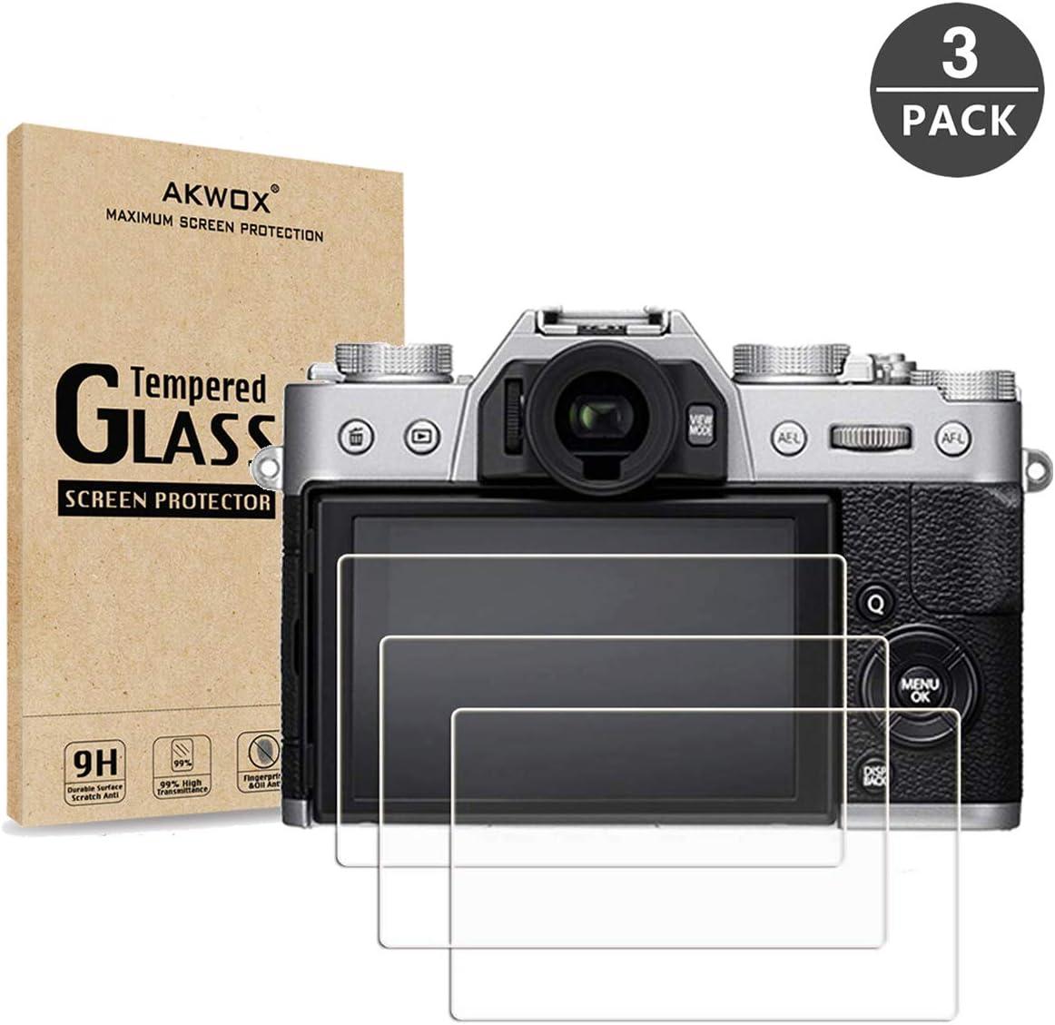 Akwox Schutzfolie Für Fujifilm X T20 X T10 X A1 X A2 Elektronik