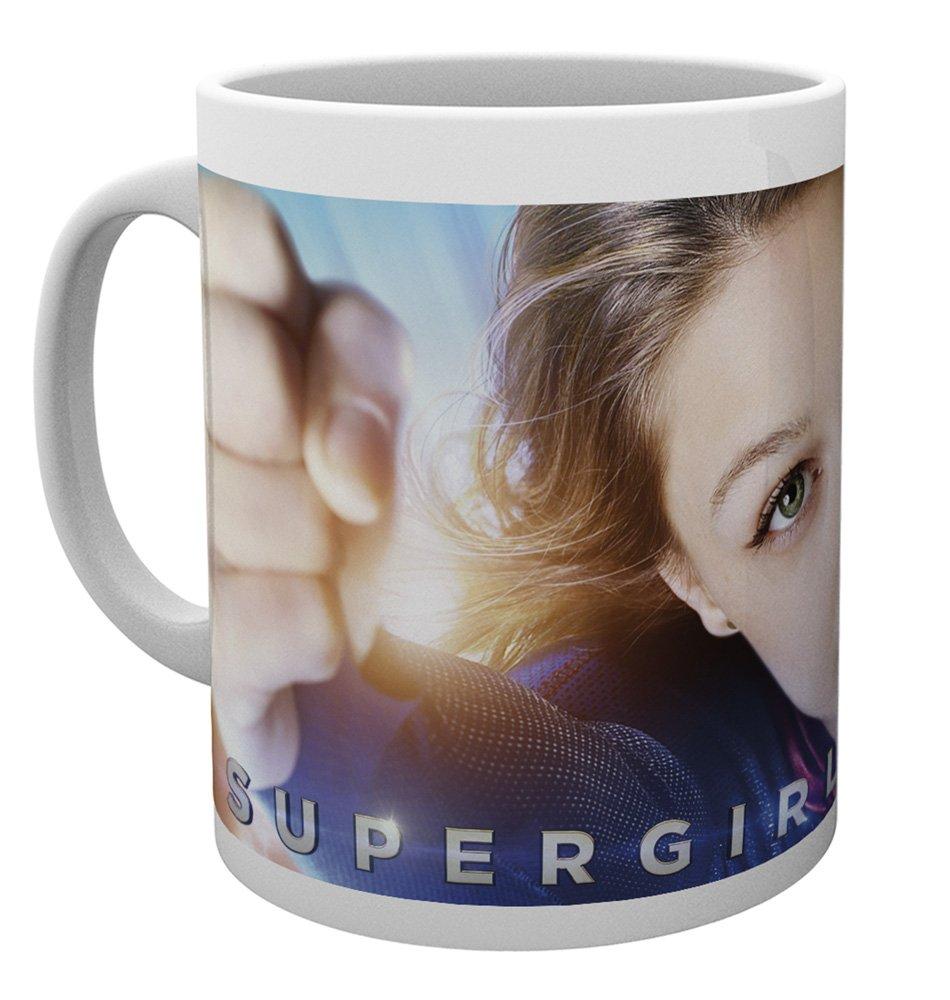 DC Comics Supergirl, Fly, Mug, Various GB eye Ltd MG2268