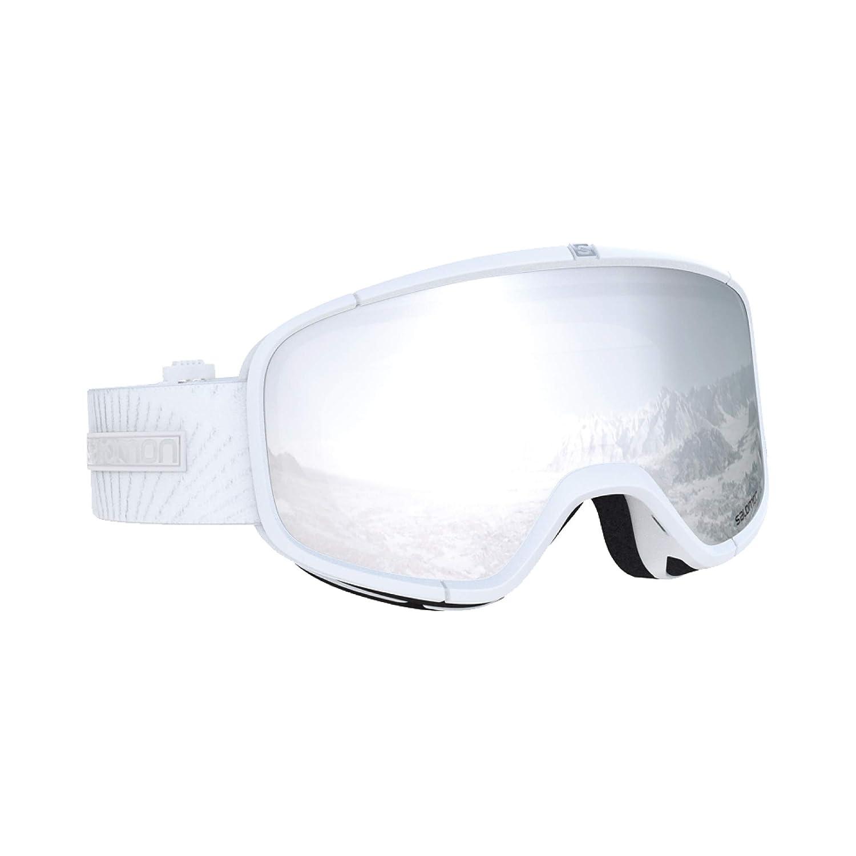 Salomon Salomon Salomon Unisex Four Seven Skibrille, geeignet für Brillenträger, Airflow System B07BRB8XB8 Skibrillen Stimmt 02819f