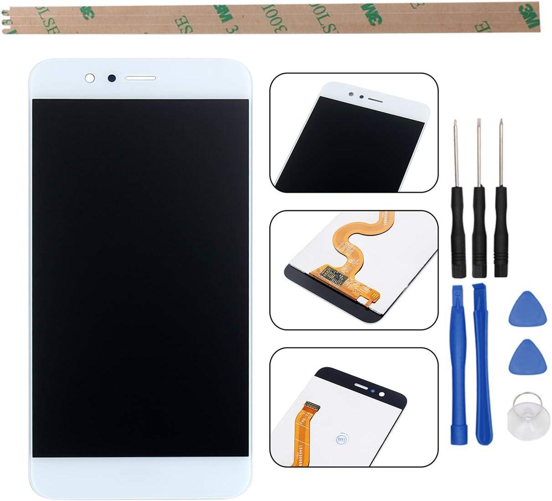 Pantalla LCD HYYT   para Huawei Nova 2 Plus P10.Blanco