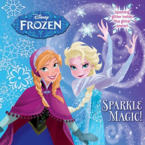 Sparkle Magic! (Disney Frozen) (Pictureback(R))