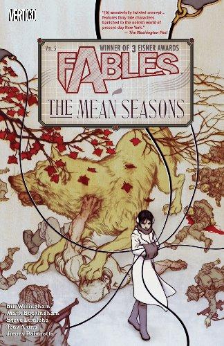 Fables Vol Seasons Graphic Novels ebook