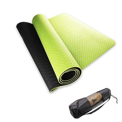 KuaiKeJiaSport Esterilla Yoga Antideslizante, Colchoneta de ...