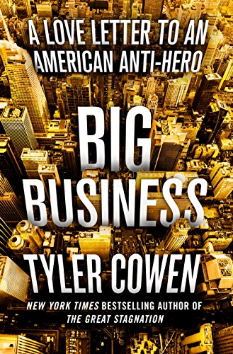 Big Business: A Love Letter to an American Anti-Hero (English Edition)