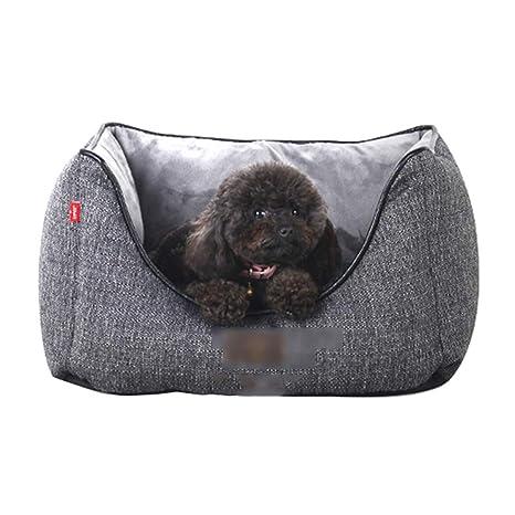 FENHAN Cama para perro sofá para mascotas canastas de alta ...