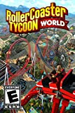 RollerCoaster Tycoon World PC DVD