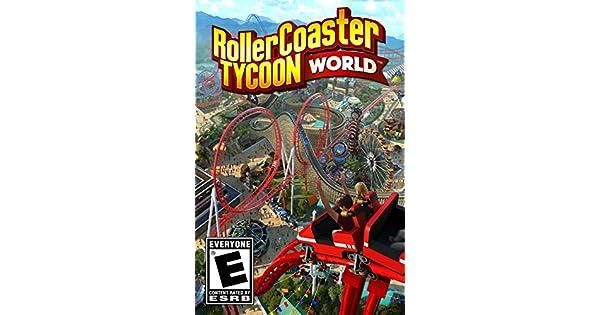 Amazon com: RollerCoaster Tycoon World PC DVD: Video Games