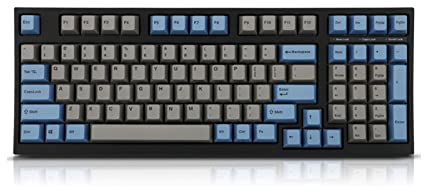 8775c0c35d9 Leopold FC980M PD 99keys High-End Mechanical Keyboard PBT Double Shot  Cherry MX Switch (