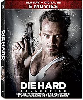 Die Hard 5-Movie Collection (Blu-ray)