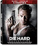 DVD : Die Hard 5-Movie Collection [Blu-ray]