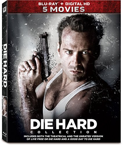 Die Hard 5-Movie Collection [Blu-ray] ()