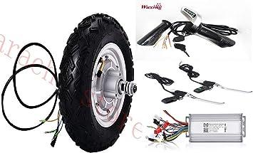 Amazon.com: Kit de motor eléctrico para scooter de 10 ...