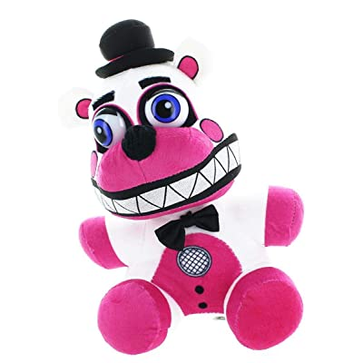 "Toynk Five Nights at Freddy's Sister Location 10"" Plush: Funtime Freddy: Toys & Games"