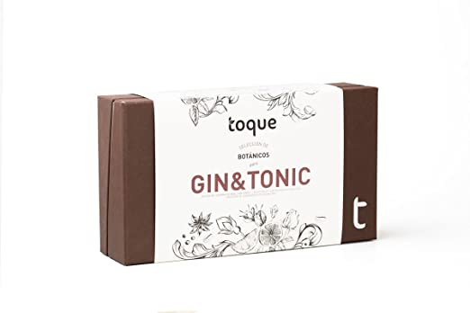 Estuche 10 Botánicos Gin&Tonic Toque 180 G: Amazon.es: Alimentación y bebidas