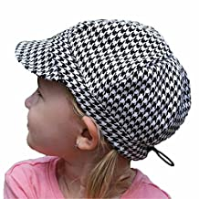 Best Adjustable Baby Toddle Kids Newsboy Hat for Fall Spring