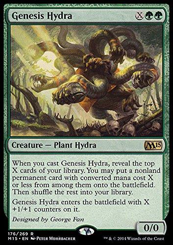 Magic The Gathering - Genesis Hydra (176/269) - Magic 2015 - Foil